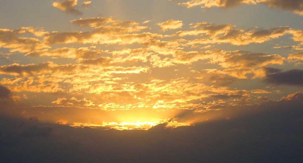 Bright Sun Photo by Glen Green