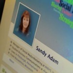 Sandy Adams - Manager of Social Media Marketing